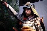 大河ドラマ『麒麟がくる』第21回「決戦!桶狭間」より。松平元康(風間俊介) (C)NHK