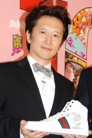 荒木飛呂彦氏(2012年撮影) (C)ORICON NewS inc.
