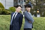 元恋人の検事VS弁護士のリーガルサスペンス&ラブストーリーは予測不能な展開に!? (C)テレビ朝日
