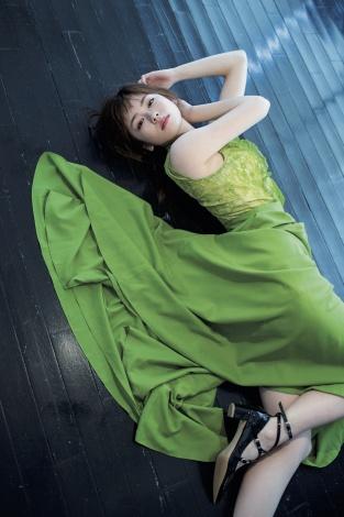 『週刊FLASH』(6月9日発売号)に登場する小芝風花(C)光文社/週刊FLASH 写真:橋本雅司