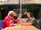 TBSラジオ『マイナビ Laughter Night』の模様(C)TBSラジオ