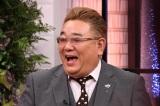 日本テレビトークバラエティ番組『わらいダネ』に出演するサンドウィッチマン・伊達みきお(C)日本テレビ