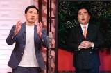 日本テレビトークバラエティ番組『わらいダネ』に出演するミルクボーイ(C)日本テレビ