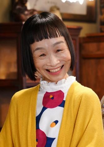 吉川晃司主演ドラマ『探偵・由利麟太郎』に出演するどんぐり (C)カンテレ