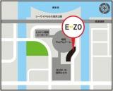 福岡PayPayドーム隣接複合エンターテインメントゾーン『E・ZO FUKUOKA』マップ