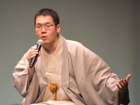 『タイタンライブ』6月公演に出席した神田伯山 (C)ORICON NewS inc.