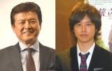 (左から)三浦友和、三浦祐太朗 (C)ORICON NewS inc.
