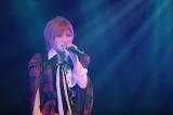 「I'm crying」を歌う岡田奈々=『なぁおん ソーシャルディスタンス公演』より(C)AKB48