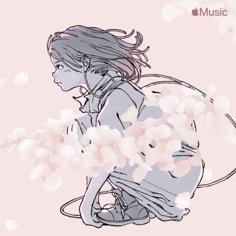 YOASOBIが選曲したApple Musicの既存プレイリスト「ピュア・ロマンス:邦楽」
