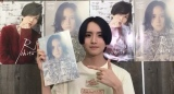 板垣李光人 1st写真集『Rihito 18』リモート記者会見 に出席した板垣李光人(C)ORICON NewS inc.