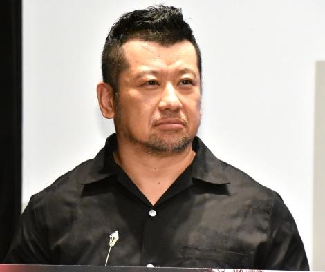 映画『ランボー ラスト・ブラッド』公開記念イベントに登壇したケンドーコバヤシ (C)ORICON NewS inc.