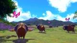 ニンテンドースイッチ『Newポケモンスナップ』プレイ画面