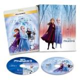 上半期BDランキングで1位を獲得した『アナと雪の女王2 MovieNEX コンプリート・ケース付き(数量限定)』(C)2020 Disney