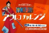 テレビアニメ『ONE PIECE』のスペシャルアフレコ企画がスタート