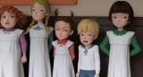 スタジオジブリ長編最新作『アーヤと魔女』シーン画像(C)2020 NHK, NEP, Studio Ghibli