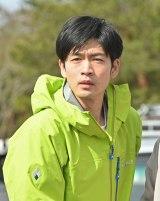 TBS金曜ドラマ『MIU404』第2話にゲスト出演する松下洸平 (C)TBS