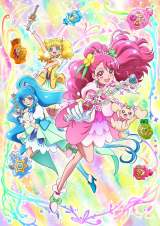 アニメ『プリキュア』新作放送28日から再開 2ヶ月ぶりに第13話から