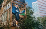 グッチグローバル展開『Gucci Off the Grid collection』広告キャンペーンに起用されたMIYAVI(C)Courtesy of Gucci