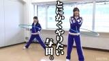 『3期生運動能力女王決定戦』より(C)AbemaTV,Inc.