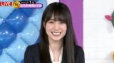 賀喜遥香がトレンド入りさせたい言葉としてあげた「#乃木坂愛してる」が即座に日本のトレンドで1位に(C)AbemaTV,Inc.