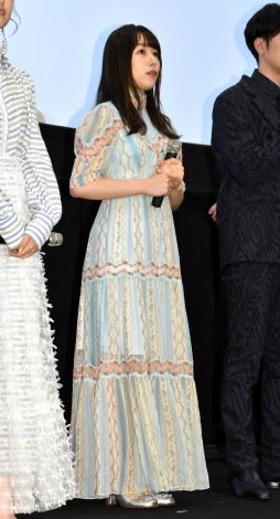 映画『殺さない彼と死なない彼女』の完成披露上映会に登壇した桜井日奈子 (C)ORICON NewS inc.
