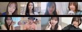 AKB48メッセージソング「離れていても」に参加した卒業生(上段左から)前田敦子、大島優子、板野友美、篠田麻里子 (下段左から)小嶋陽菜、高橋みなみ、指原莉乃、山本彩(C)AKB48/キングレコード