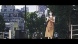 小栗有以=メッセージソング「離れていても」MVより(C)AKB48/キングレコード
