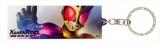 仮面ライダーストア東京オリジナルグッズ=ステーションキーホルダー-仮面ライダークウガ-(裏)(C)石森プロ・テレビ朝日・ ADK EM ・東映  (C) 石森プロ・東映