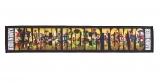 仮面ライダーストア東京オリジナルグッズ=仮面ライダーストア マフラータオル(レジェンド東京柄)(C)石森プロ・テレビ朝日・ ADK EM ・東映  (C) 石森プロ・東映