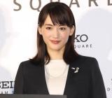 『セイコードリームスクエア』オープン記者発表会に出席した綾瀬はるか (C)ORICON NewS inc.