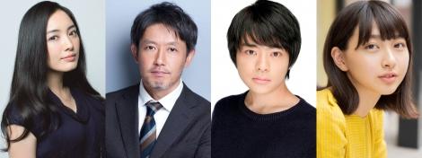 連続ドラマ『24 JAPAN』(10月スタート)仲間由紀恵演じる朝倉麗の家族は筒井道隆、今井悠貴、森マリアが演じる