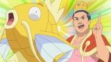 28日放送のアニメ『ポケットモンスター』の場面カット