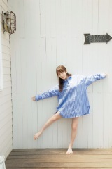『FLASHスペシャル』2020年初夏号に登場する与田祐希(C)光文社/ 写真:菊池泰久