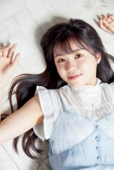 sadano01『FLASHスペシャル』2020年初夏号に登場するNMB48・貞野遥香(C)田川雄一、光文社