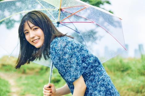 『FLASHスペシャル』2020年初夏号に登場する早川聖来(C)光文社/撮影:藤城貴則