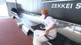 複合エンターテインメントゾーン『E・ZO FUKUOKA』の絶景3兄弟を先行体験したホークス選手たち