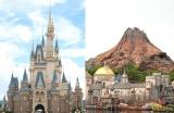 東京ディズニーランド・シーの両パークは7月1日より営業を再開 (C)oricon ME inc.