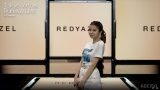 小林由依(C)Tokyo Virtual Runway Live by GirlsAward(C)AbemaTV,Inc.