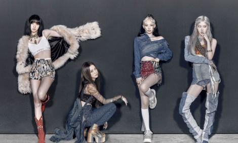 1年2ヶ月ぶりとなる新曲「How You Like That」を配信、MVを同時公開したBLACKPINK