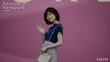 山下美月(C)Tokyo Virtual Runway Live by GirlsAward(C)AbemaTV,Inc.