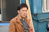 綾野剛&星野源主演による『MIU404』初回が26日に放送された (C)TBS