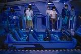 【アトラクション】スペース・マウンテン(C)Disney