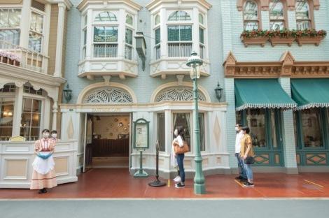 イーストサイド・カフェ(C)Disney
