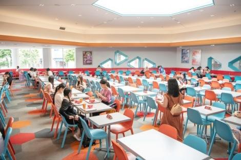 プラズマ・レイズ・ダイナー(C)Disney