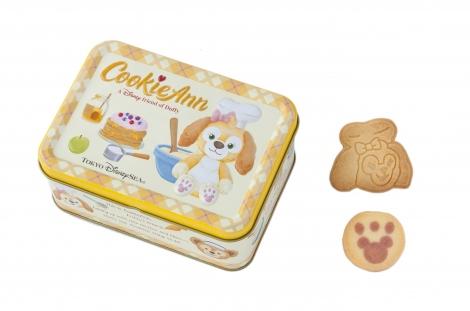 クッキー・アン クッキー\900 (C)Disney