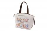 『ダッフィー&フレンズのハートウォーミング・デイズ』トートバッグ\4000 (C)Disney