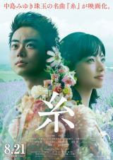 映画『糸』の公開日が決定(C)2020映画『糸』製作委員会
