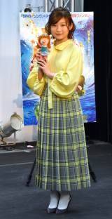 映画『小さなバイキング ビッケ』公開アフレコに出席した伊藤沙莉 (C)ORICON NewS inc.