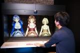 体験型エンターテインメント施設『Prhythm☆StellA』個室体験の様子(C)Prhythm☆StellA