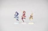 体験型エンターテインメント施設『Prhythm☆StellA』アクリルスタンド(3種)(C)Prhythm☆StellA